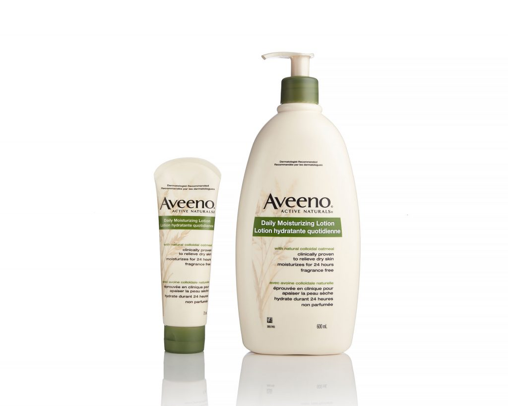 Product Packshot of Aveeno Daily Moisturizing Lotion