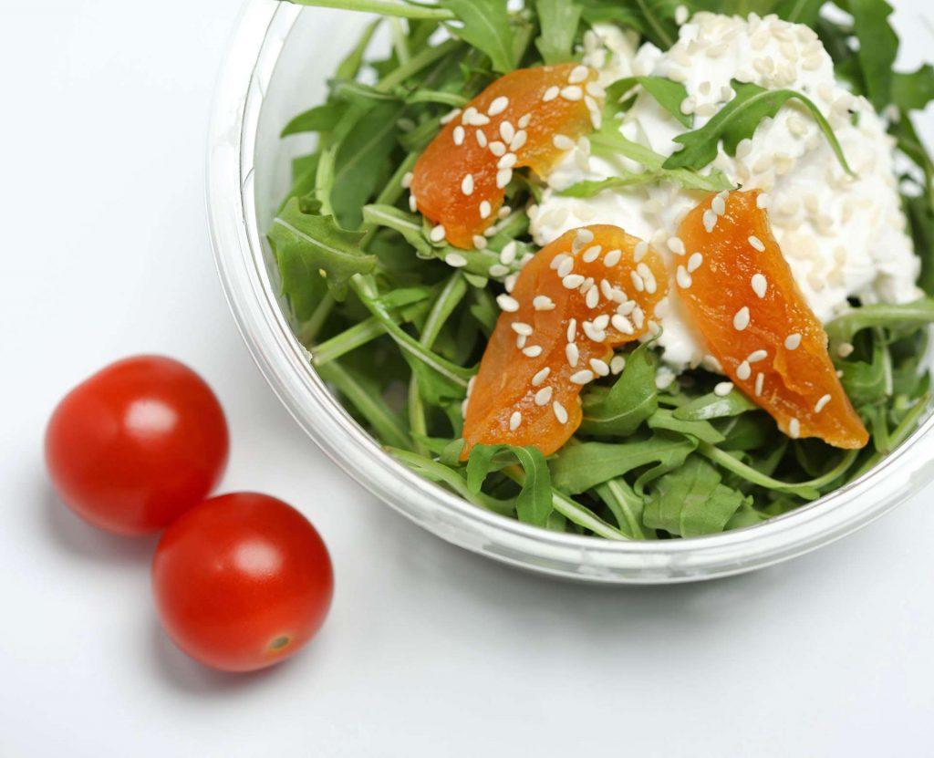 Salmon Salad to-go