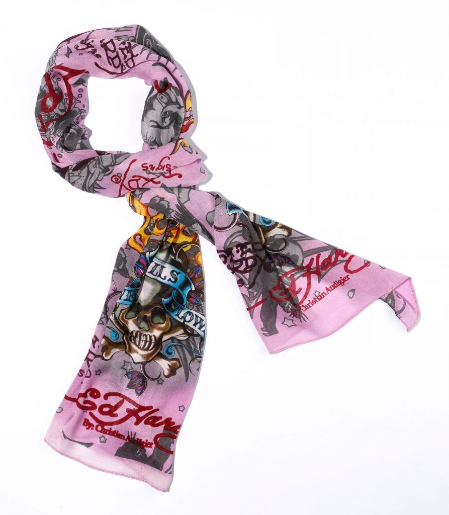 Scarf Christian Audigier