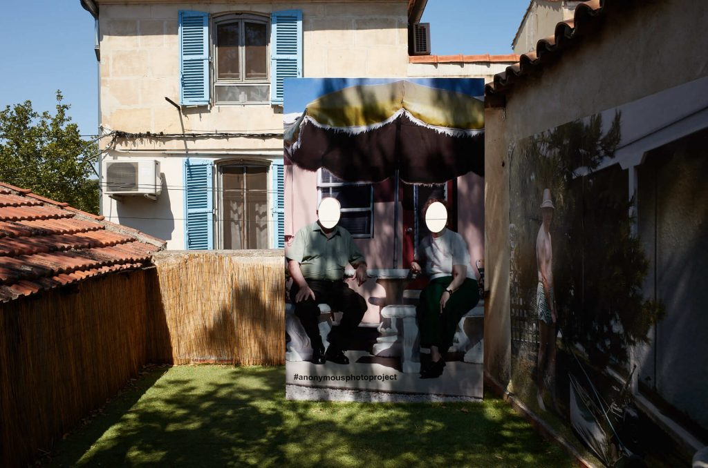 Arles 2019 - The House, by the Anonymous Project